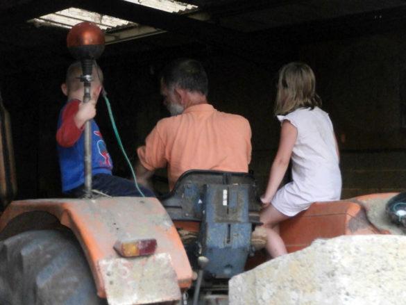 Work to Ferme du Champ du Parc